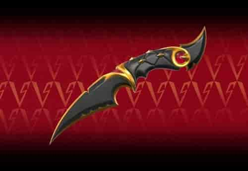 How do you get the Butterfly Knife in Valorant